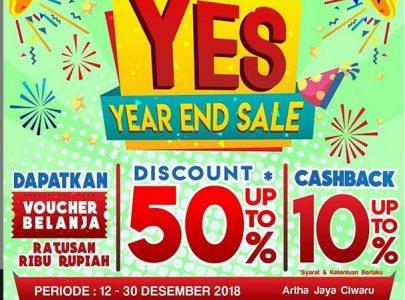 Promo Akhir Tahun, Artha Jaya Year End Sale !!!
