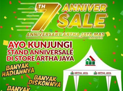 Anniversale 7th Artha Jaya Mas